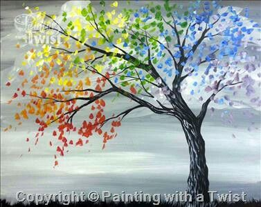 1000 images about painting with a twist on pinterest for Painting with a twist fenton mi