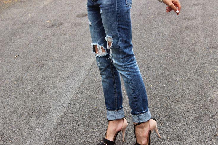 VeroFashion: Ripped Jeans