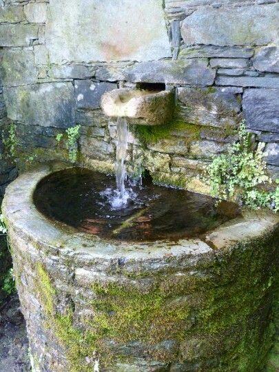 45 best wall fountains images on pinterest for Pool splash koi bad homburg