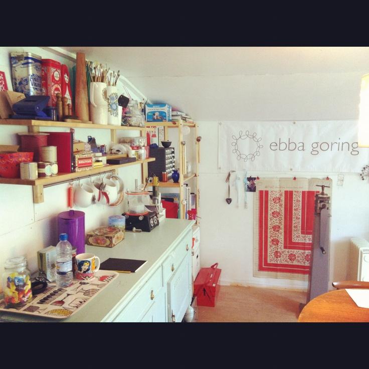 Ebba Goring Studio