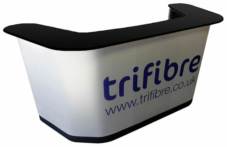 Fantastic Podium Flight Case with black Table Top. For more info visit www.trifibre.co.uk..