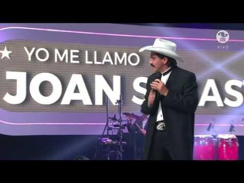 Yo Me Llamo 'Joan Sebastian'– 'Lobo domesticado' – Arma tu concierto   Caracol Televisión - YouTube