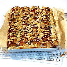 Pflaumenkuchen mit Zimtstreuseln PP 6