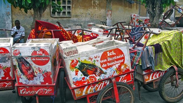 coca cola by Pollachik, via Flickr