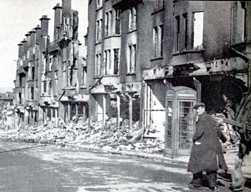 CLYDEBANK BLITZ 1941