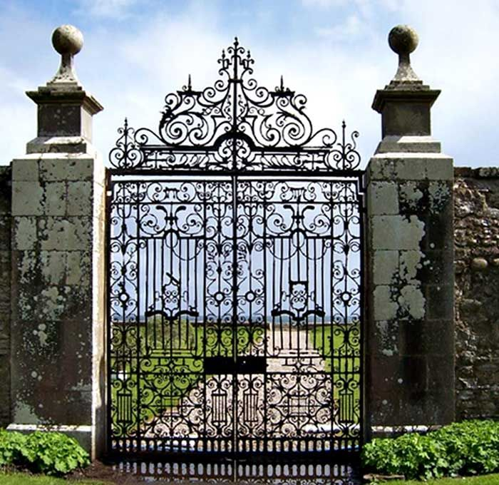 17 Best Images About Wrought Iron On Pinterest Entry