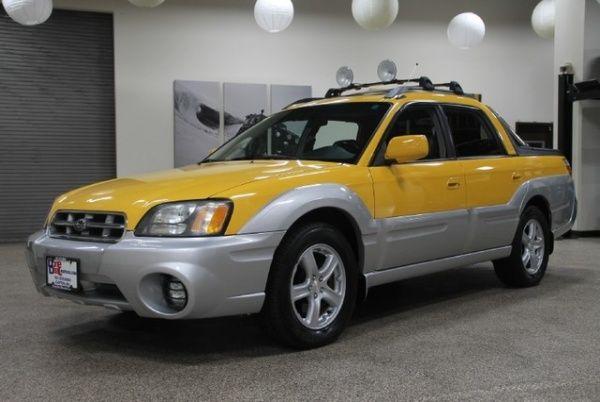 Used 2003 Subaru Baja for Sale in Canton, MA – TrueCar
