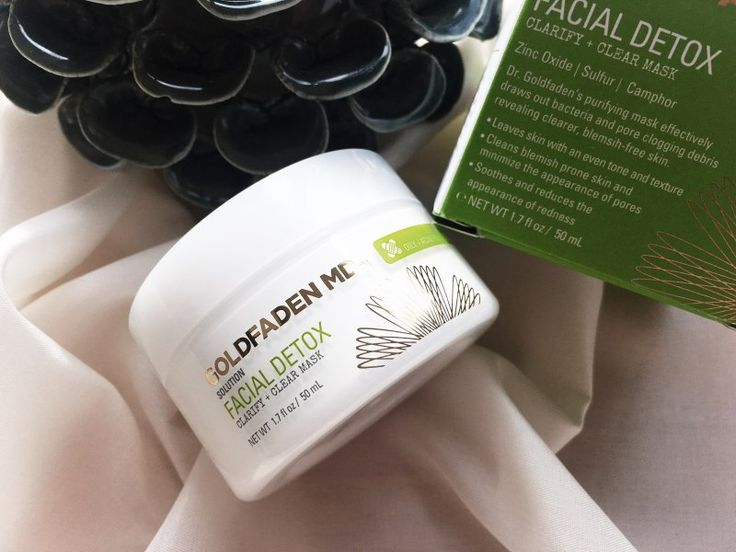 GOLDFADEN MD – Facial Detox