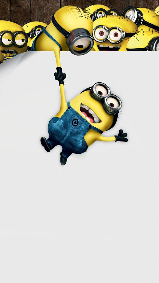 Minions Love Wallpaper For Iphone : Minion wallpaper Minions Pinterest Wallpaper for ...