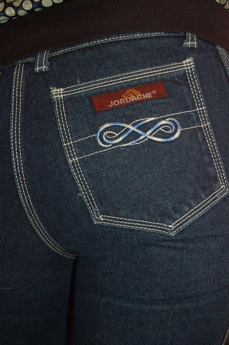 Vintage Kids 1980s NOS James Jeans Straight Leg Denim Jeans