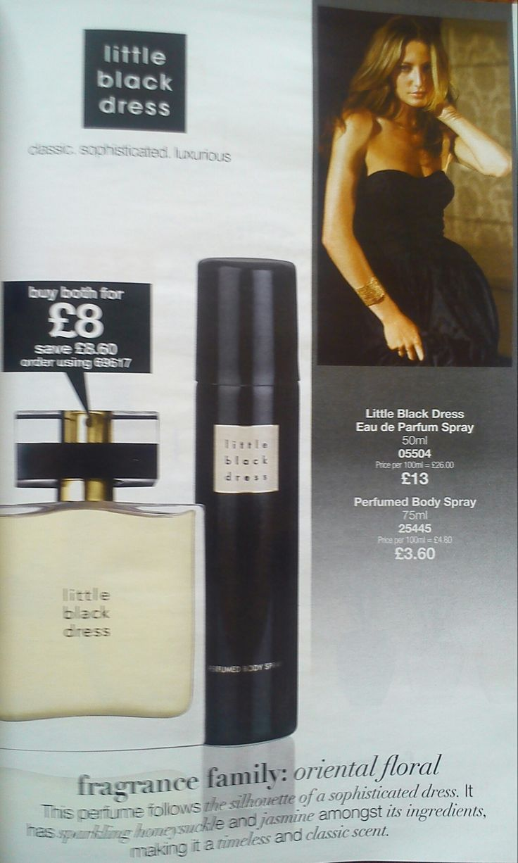 Black dress perfume - Little Black Dress Fragrance Classic Sophisticated Luxurious This Perfume Follows The Silhouette