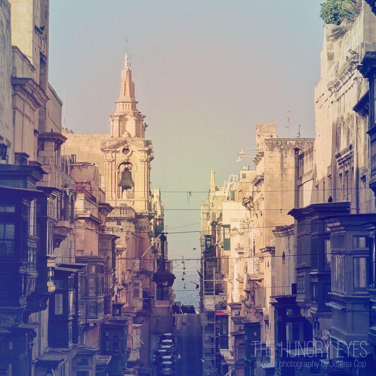 Valletta Photography, Malta Photography, Maltese Architecture, Valletta street…