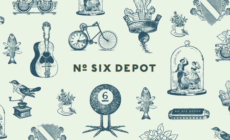 Perky Bros llc - N° Six Depot -