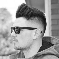 30+ Modern Pompadour Haircuts - Pomp It Up! http://www.menshairstyletrends.com/30-modern-pompadour-haircuts-pomp-it-up/