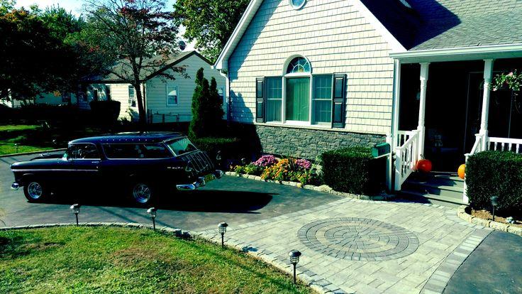 Long Island Driveway Contractors - #longisland #driveways #cambridgepavers - www.stonecreationsoflongisland.net