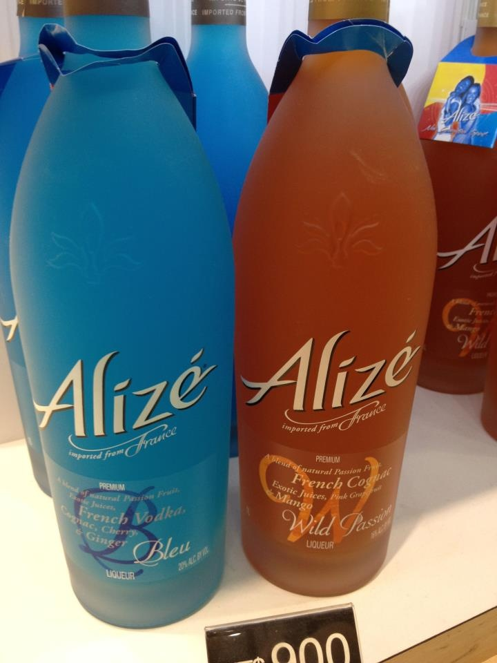 Time for an ALIZE.