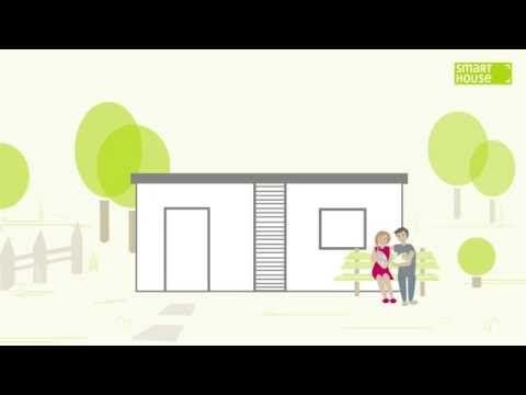 Das SmartHouse Konzept In 30 Sekunden Erklärt... Die Smart House GmbH Ist  Spezialisiert Auf Die Entwicklung, Planung Und Herstellung Von Modularen ...