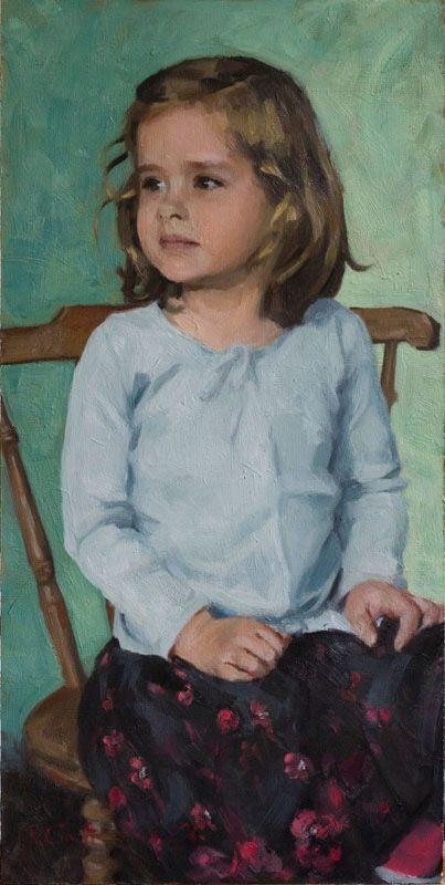 Child Portraits - UK Portrait Artist: Adult, Child, Animal, Family ... Portrait…