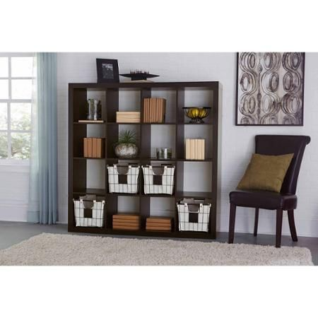Better Homes And Gardens 16 Cube Organizer Multiple