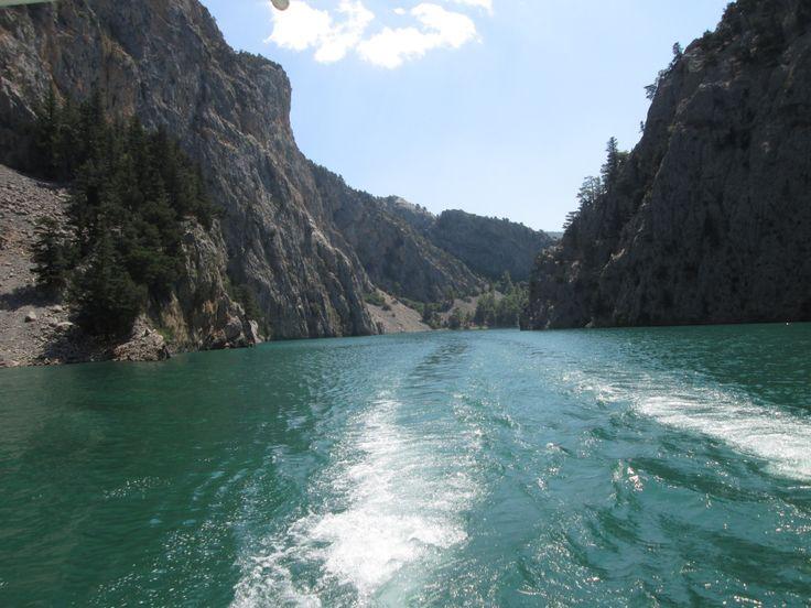 Green Canyon, Turecko