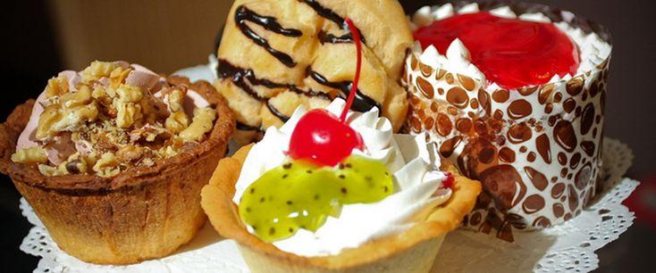 Вегетарианские десерты и сладости: рецепты десертов и сладостей для вегетарианской кухни