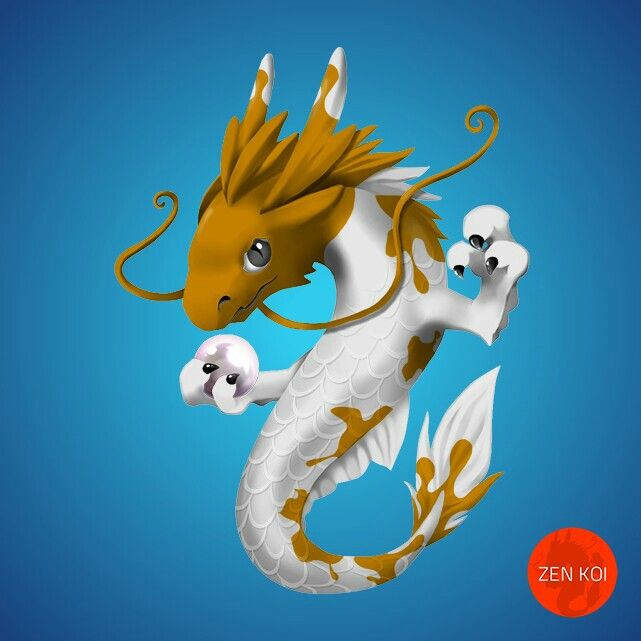 17 best images about zen koi on pinterest koi and dragon for Koi fish games