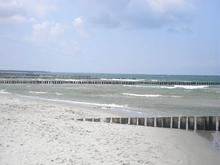 Was ein Strand Glowe Rügen Ferienhaus rügen, Rügen