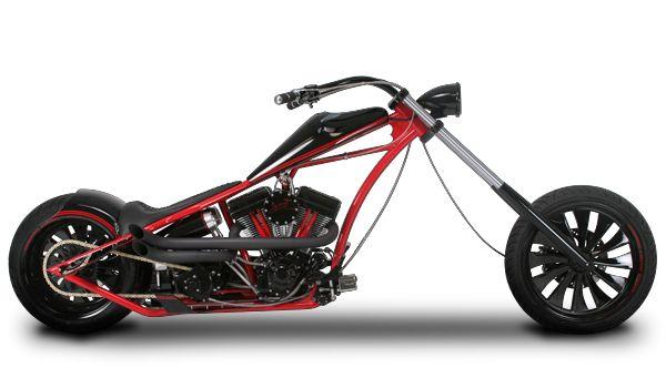 Orange County Choppers - #OCC - Lear Jet Bike