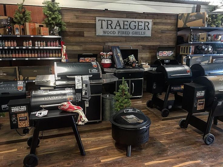 Have you been to our @traegergrills showroom? Head on down to our Ace Cottonwood location and see why you should taste the wood-fired difference. 6249 Highland Dr. Check out or new arrivals at The Store, too. We've got @jacobsensaltco Traeger smoked salt and @beelocal Traeger smoked honey! #TraegerGrills Reposted Via @thestoreutah
