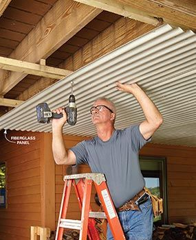 1000 ideas about roof panels on pinterest insulation - Exterior house insulation under siding ...