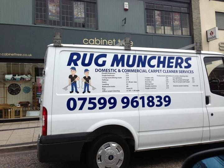 good cleaning service names