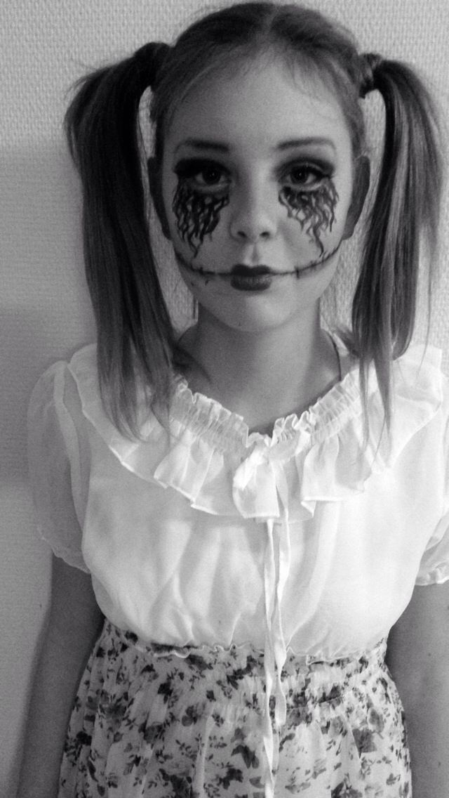 Soon Halloween   Model: Malin Kleven  Makeup by me