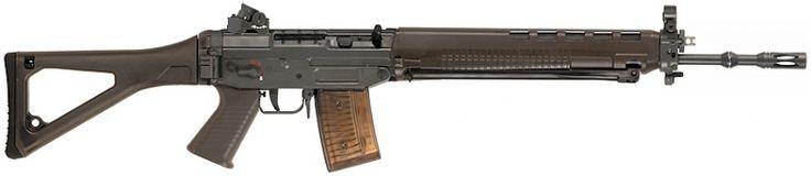 SIG SG-550 - 5.56x45mm NATO