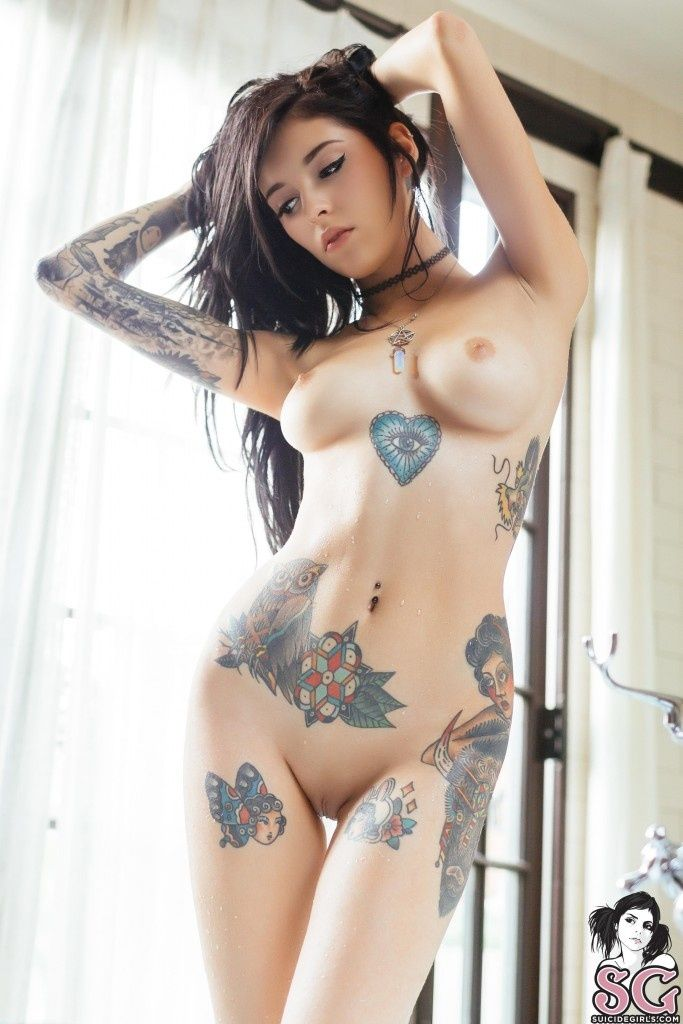 sexy naked woman boobs