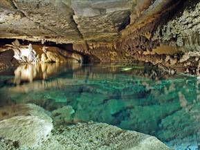 Mystery Cave Tour, Forestville, Minnesota