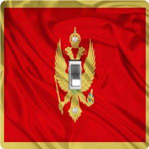 montenegro flag