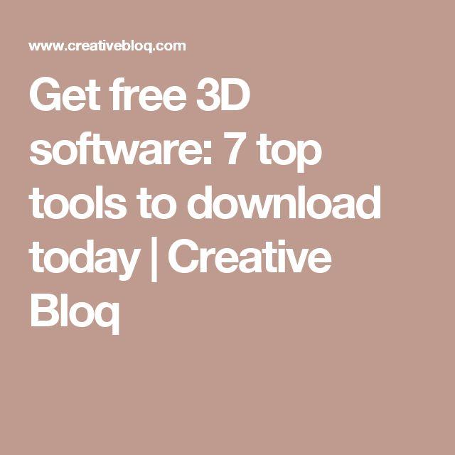 Die besten 25+ 3d software free Ideen auf Pinterest Kostenlose - inneneinrichtung 3d planen kostenlos software