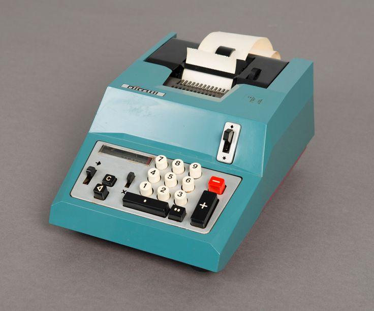 Lot 10994 - 'Summa quanta 20 R' calculator Nizzoli, Marcello Olivetti, Ivrea -> Auction 109 - Text: english Version