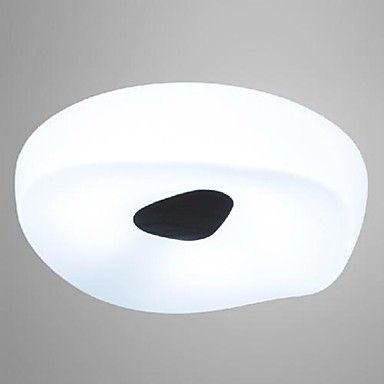 Flush Mount Light LED 24W Hvit Simple Fashion Modern – NOK kr. 1.098