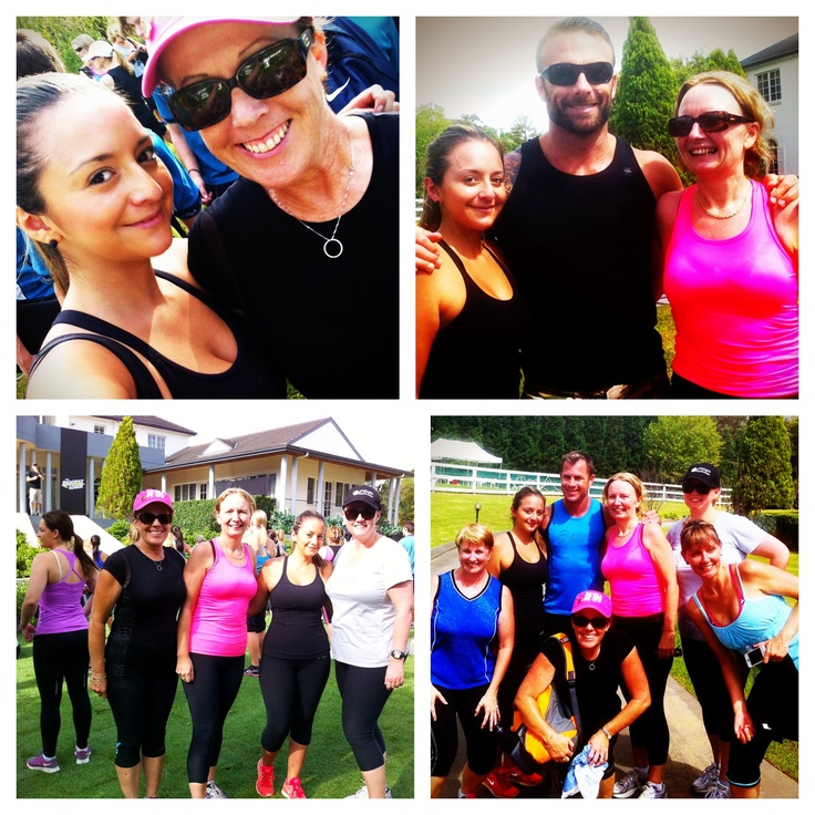 Visit to The 2013 Biggest Loser house :)