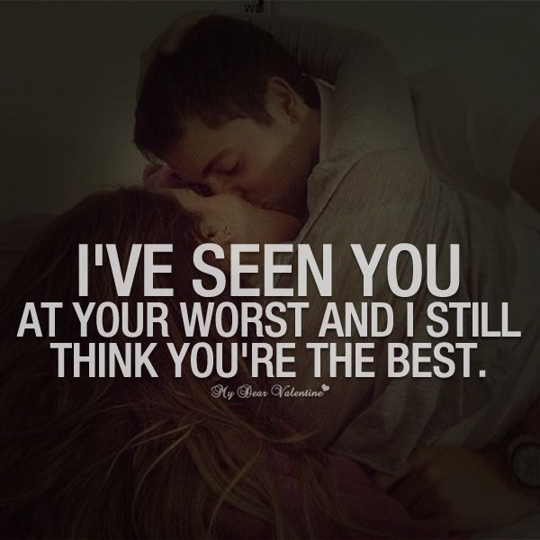 True realization of love - Sad Love Picture Quotes