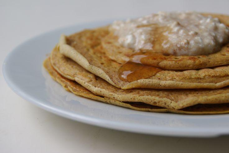#pumpkin #pompoen #pancakes #proteinpancakes #pumpkinpancakes #pannenkoeken #gezond #gezondeten #koken #hiddenveggies