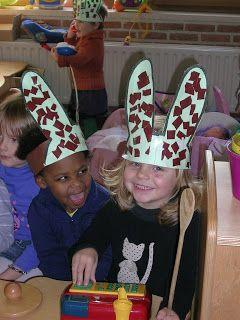 """Welkom op de blog van kleuterschool Tichelrij: Thema """"Nijntje Pluis"""""""