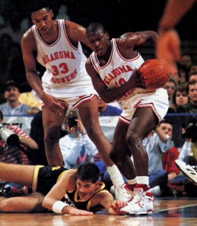 Stacey King & Mookie Blaylock