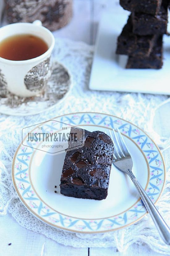 Resep Starbucks Double Chocolate Brownies JTT