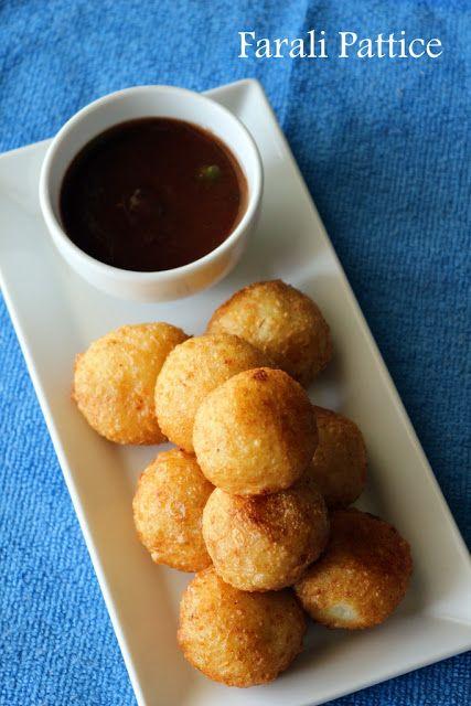 VegRecipeWorld: Recipe Of Farali Pattice   How To Make Farali Patt...
