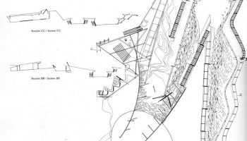 The Architectural Plan as Map | Eric Miralles
