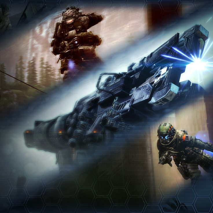 Titanfall Game Wallpaper