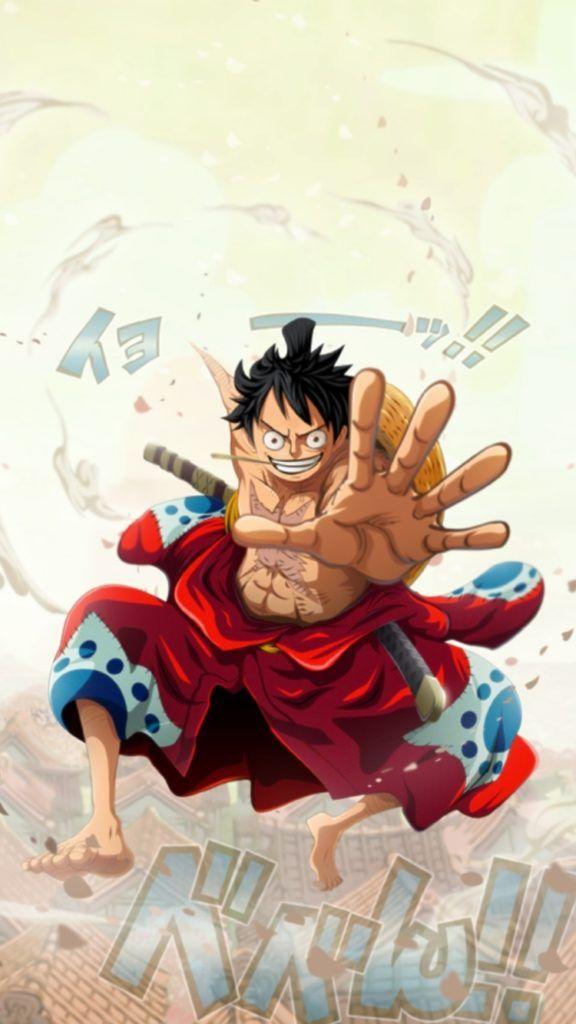 Monkey D Luffy One Piece 2020 Hd Wallpapers For Download Free Di 2020 Ilustrasi Komik Animasi Gambar Manga