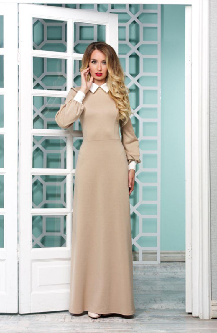 Платье из джерси 2 - NORA STYLE